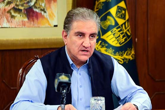 FM calls for sustained engagement by world to help Afghanistan on path to peace