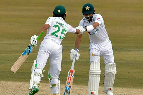 Learned a lot from Babar: Fawad Alam