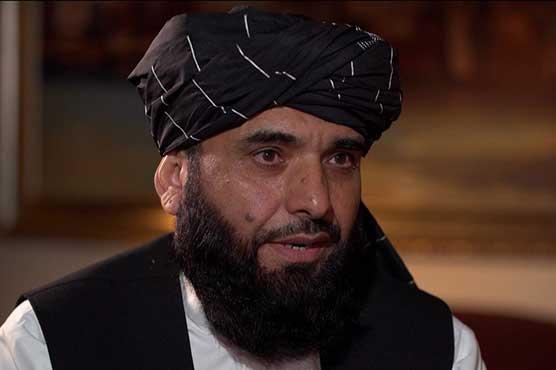 Afghan Taliban have right to speak in favor of Kashmiris: Spokesperson