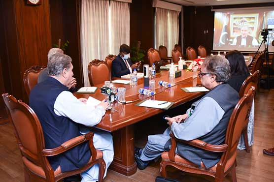 Inclusive set-up important for Taliban to gain people's confidence, int'l acceptability: FM Qureshi