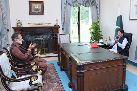 Syed Ali Gilani continued his struggle for Kashmiris till his last breath: PM