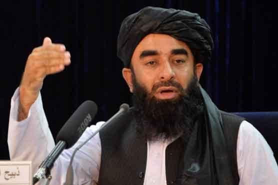 CPEC important for Afghanistan: Zabiullah Mujahid
