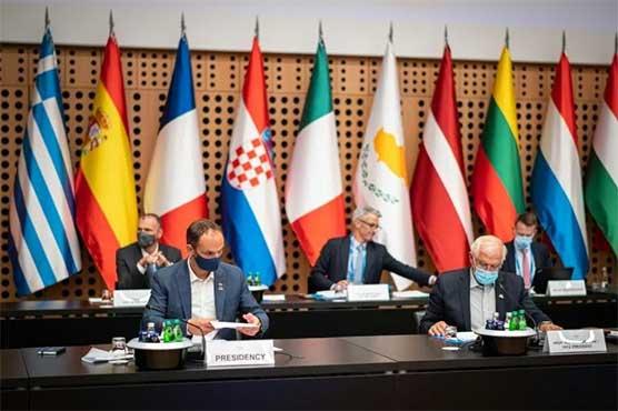 EU sets conditions for Taliban ties and Kabul presence