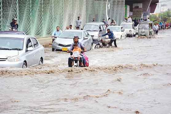 Four electrocuted to death as rain lashes Karachi