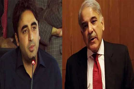 Bilawal, Shehbaz Sharif discuss political situation of country
