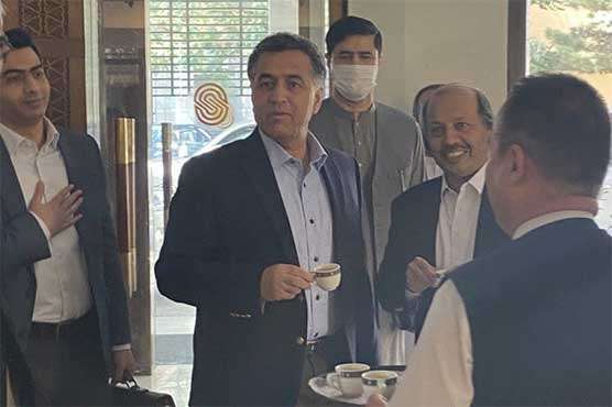 Don't worry, everything will be fine in Afghanistan, DG ISI responds to journalist in Kabul