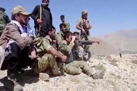 Taliban push deep into Afghanistan's holdout Panjshir Valley