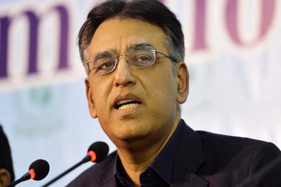 Syed Ali Gilani kept candle of freedom movement lit against India: Asad Umar