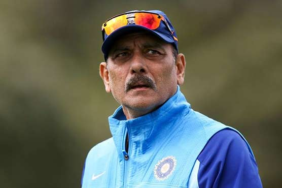 India coach Shastri tests positive for Covid-19