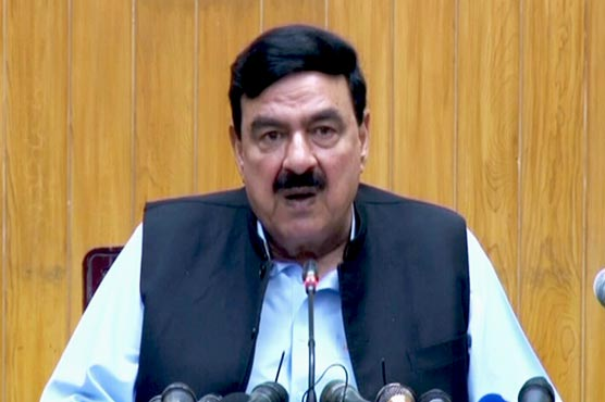 Rashid welcomes Taliban's desire to become part of CPEC