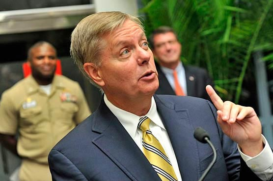 US will go back into Afghanistan in future, says US senator Lindsey