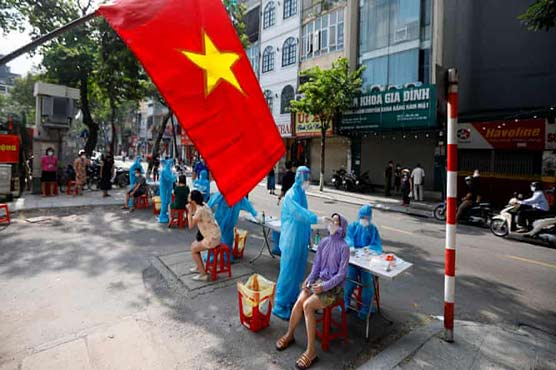 Vietnam jails man for five years for spreading Covid