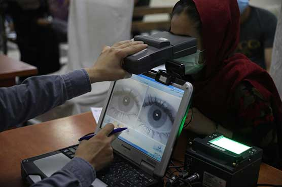 US-built databases a potential tool of Taliban repression