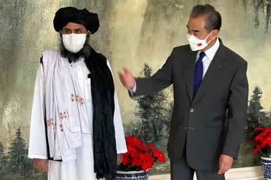 China announces $31 million aid for Taliban govt