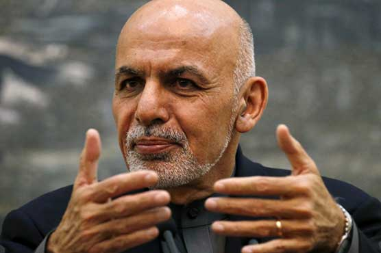 Ex-Afghan president Ghani apologises to nation