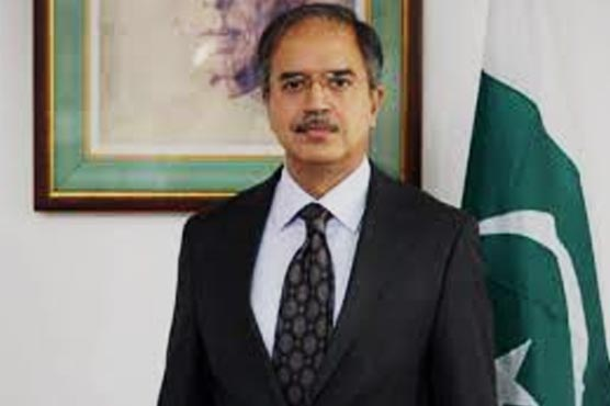 Pakistan reaffirms commitment for peaceful, stable Afghanistan