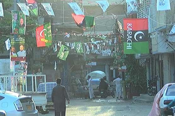 کراچی: کنٹونمنٹ بورڈ انتخابات کے قریب آتے ہی کورنگی کریک کنٹونمنٹ میں میلہ سج گیا
