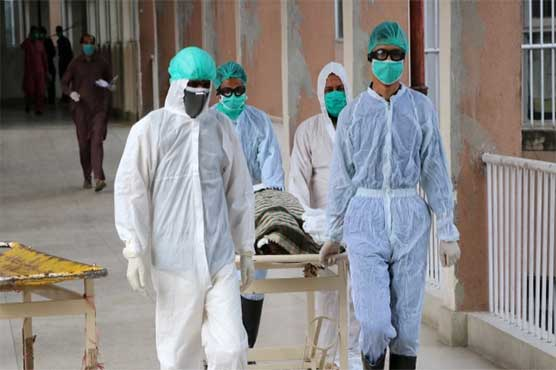 Pakistan reports 3,689 coronavirus cases, 83 deaths in 24 hours