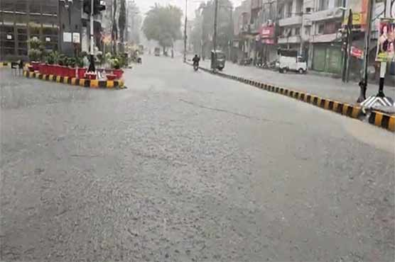 Torrential rain lashes parts of country