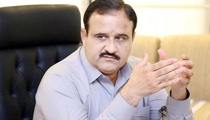 CM Buzdar directs to take steps for early drainage of rain water