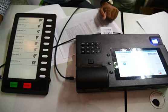 Senate committee rejects amendment related to use of EVM