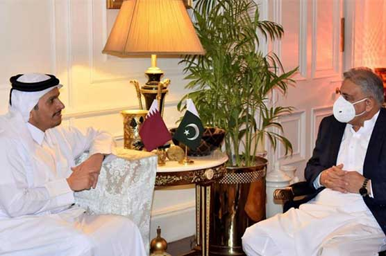 COAS reiterates Pakistan's commitment for peace in region