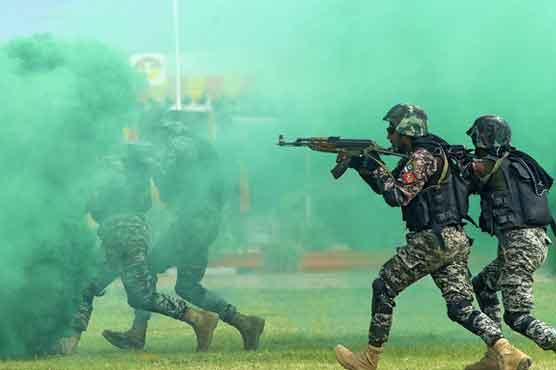 پاکستان، ترکی اور آذر بائیجان کی فوجی مشقوں کا نام 'تین بھائی 2021ء'