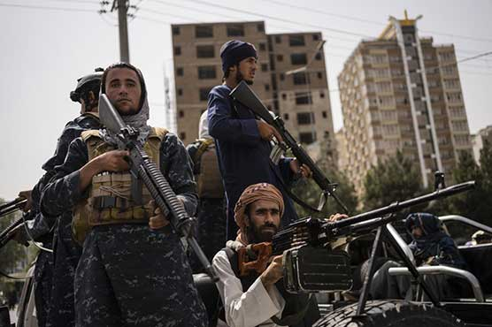 Taliban firmly in charge in Afghanistan