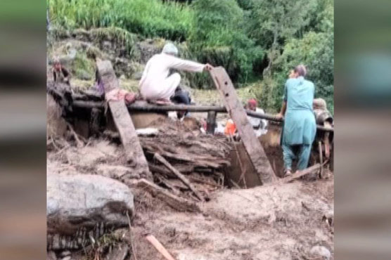 11 die in Torghar district as heavy rain lashes parts of country