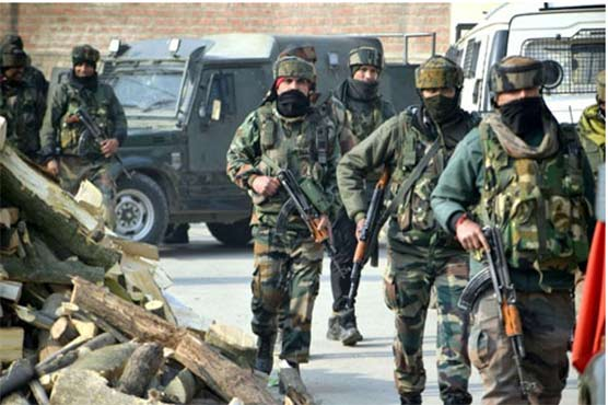 Indian troops launch CASO in Rajouri