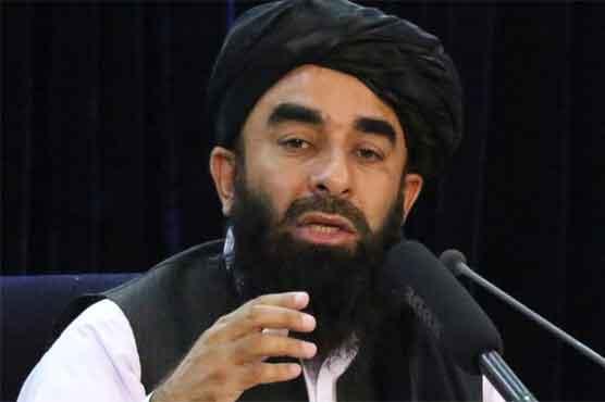 Taliban have complete control in Afghanistan including Panjshir: Zabihullah