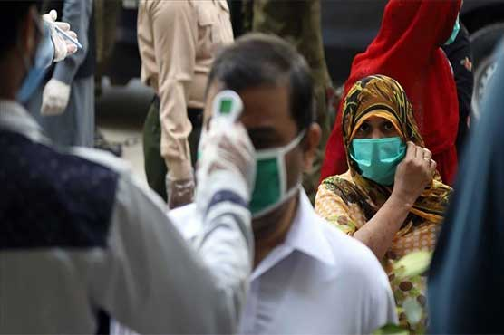 Pakistan reports 2,988 COVID-19 cases, lowest since late July