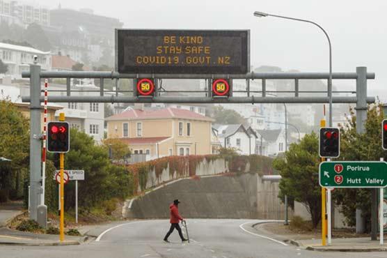 New Zealand extends lockdown in virus-hit Auckland