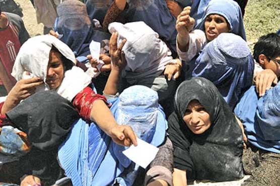 UN seeks $600 million for Afghanistan's 'most perilous hour'