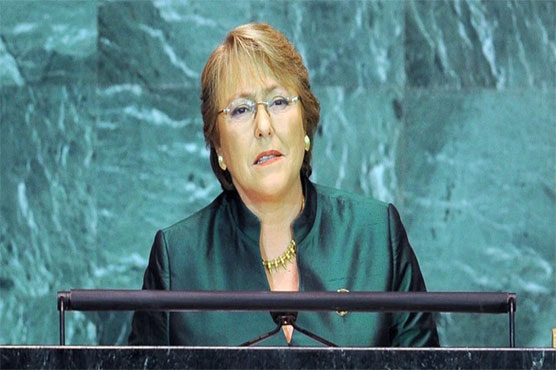 UN rights chief concerned over ongoing Indian curbs in Kashmir