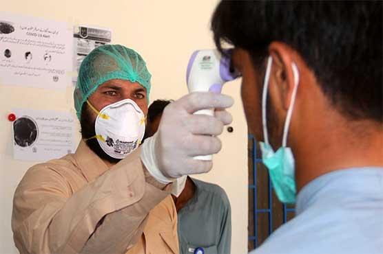 Pakistan reports 2,580 coronavirus cases, 78 deaths in 24 hours