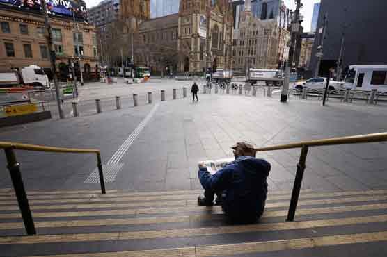 Virus lockdown extended for Australia's capital