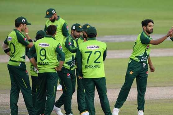 Pakistan name 12-member squad for first ODI against New Zealand