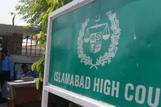 IHC disposes of plea against use of EVMs in next elections