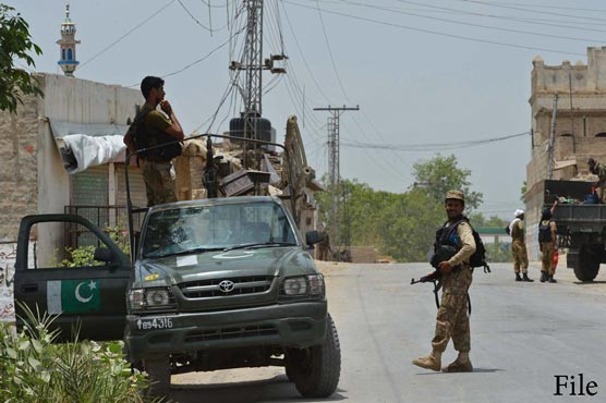 Seven soldiers martyred in operation in South Waziristan