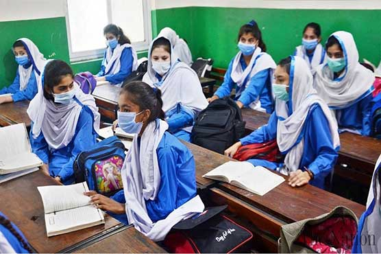 Educational institutions reopen in Punjab, KP