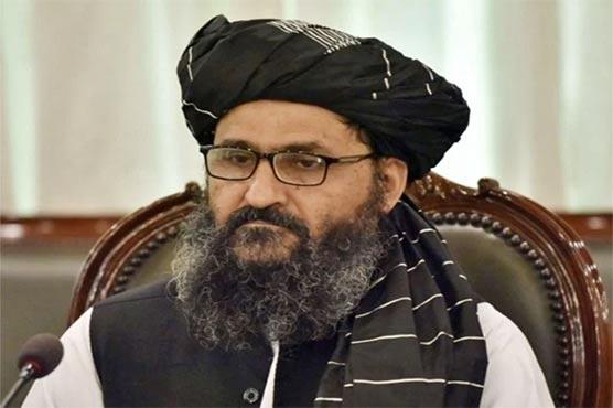 Taliban's Baradar say reports he was hurt in internal clash are false