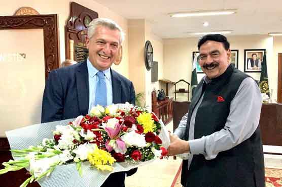 Taliban should be given time to form govt, run country: Sh Rasheed
