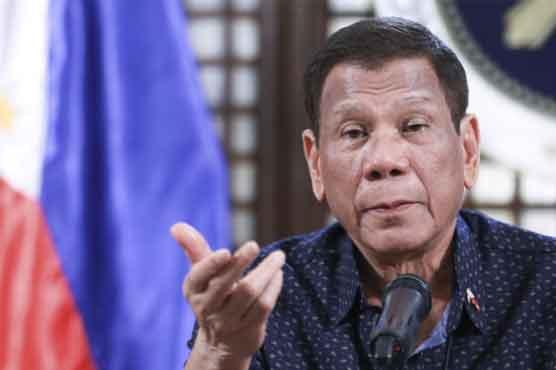 عالمی عدالت فوجداری نے فلپائنی صدر کیخلاف تحقیقات کی منظوری دے دی