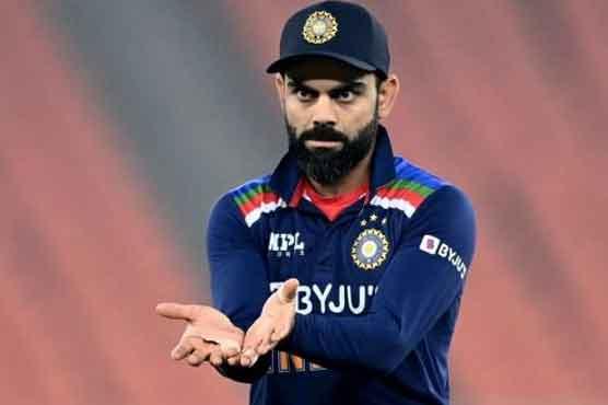 ویرات کوہلی کا ٹی20 ورلڈ کپ کے بعد بھارتی ٹیم کی قیادت چھوڑنے کا اعلان