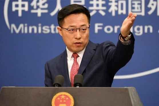 چین کی آسٹریلیا، برطانیہ اور امریکا کی تاریخی سکیورٹی معاہدے کی مذمت