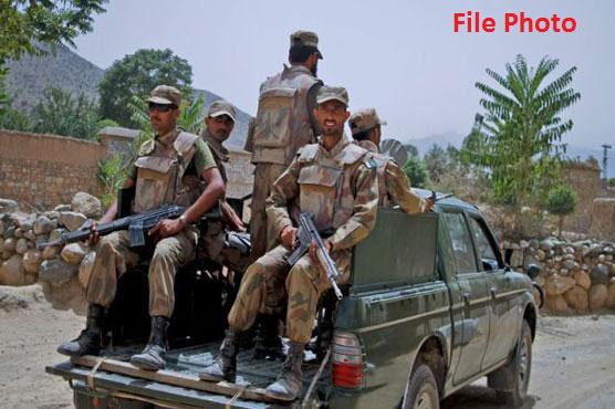 Two terrorists killed in North Waziristan operation: ISPR