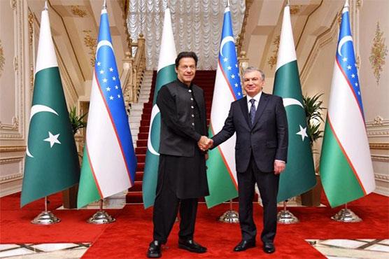 PM Imran, Uzbek President discuss economic, trade ties
