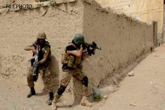 شمالی وزیرستان: رزمک میں سیکیورٹی فورسز کا آپریشن، 2 دہشتگرد مارے گئے