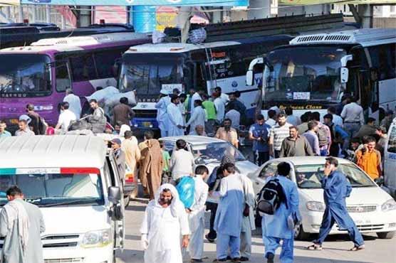 پشاور: جنرل بس اسٹینڈ شہر سے باہرمنتقل کرنے کی تیاریاں، میگا بزنس سنٹر بنایا جائیگا